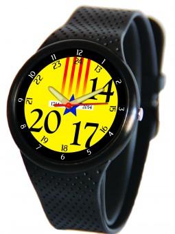 rellotges independentistes, rellotges independencia, rellotges independència, rellotges tricentenari, rellotges consulta, rellotges independencia catalunya, rellotges senyera, rellotges estelada
